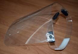 Προστατευτική μάσκα προσώπου εικόνα 1