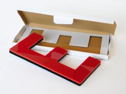 3D Letters - 3D Γράμματα για επιχειρήσεις